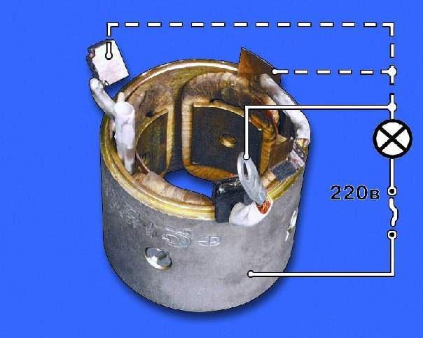 Ремонт стартера ваз 2109