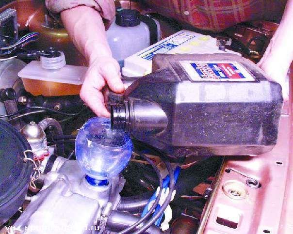 Можно ли поменять фильтр не сливая масло