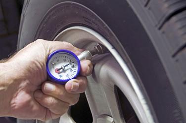 Правильное давление в шинах - сколько должно быть